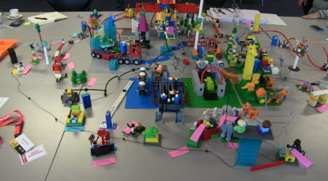 LEGO® SERIOUS PLAY® transforms your ideas into strategies, products, services and actions