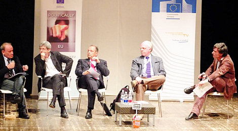 POLITICALLY.EU, un percorso partecipativo, innovativo, rivoluzionario.