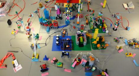 LEGO® SERIOUS PLAY® trasforma le vostre idee in strategie, prodotti, servizi e azioni