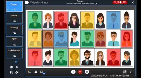 Facilitazione virtuale e formazione di team a distanza