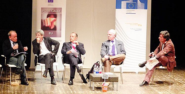 POLITICALLY.EU, UN CAMINO PARTICIPATIVO, INNOVADOR, REVOLUCIONARIO