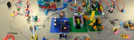 LEGO® SERIOUS PLAY® transforma sus ideas en estratégias, productos, servicios y acciones